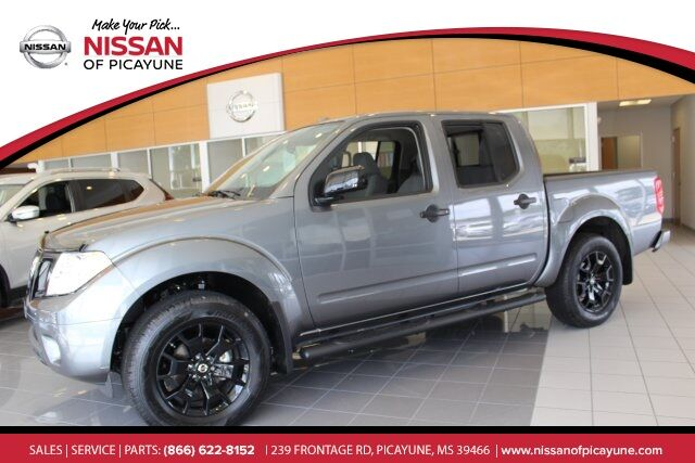 2018 Nissan Frontier SV Picayune MS