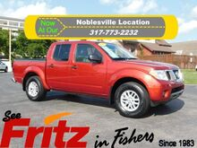 2018_Nissan_Frontier_SV V6_ Fishers IN