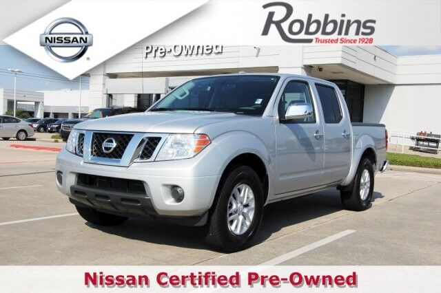 2018 Nissan Frontier SV V6 Houston TX