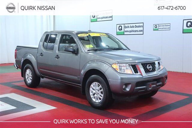 2018 Nissan Frontier SV V6 Quincy MA