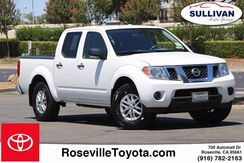 2018_Nissan_Frontier_SV V6_ Roseville CA
