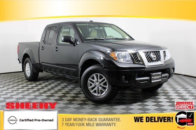 2018 Nissan Frontier SV VALUE TRUCK PACKAGE