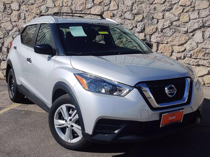 2018 Nissan Kicks S El Paso TX