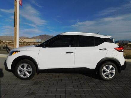 2018_Nissan_Kicks_S_ El Paso TX