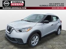 2018_Nissan_Kicks_S_ Glendale Heights IL
