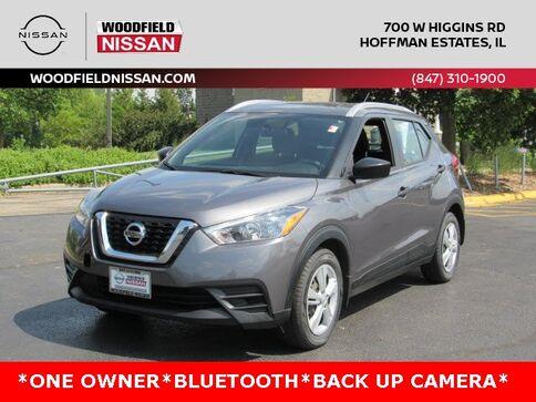 2018_Nissan_Kicks_S_ Hoffman Estates IL