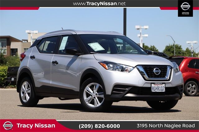 2018 Nissan Kicks S Tracy CA