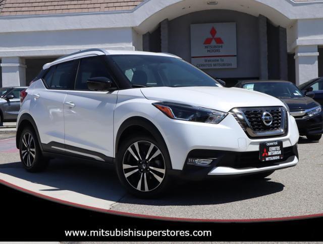2018 Nissan Kicks SR Cerritos CA