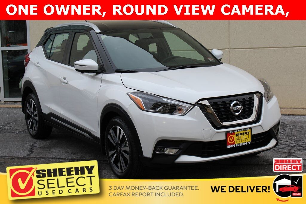 2018 Nissan Kicks SR, ONE OWNER, BACK UP CAMERA Vienna VA