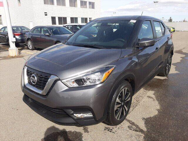 2018 Nissan Kicks SV | BLUETOOTH | B/U CAM | HEATED SEATS Calgary AB