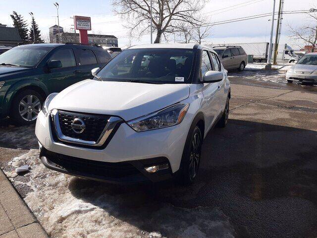2018 Nissan Kicks SV Calgary AB