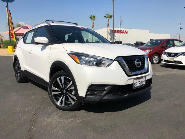 2018 Nissan Kicks SV Palm Springs CA
