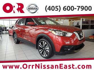2018_Nissan_Kicks_SV_ Del City OK