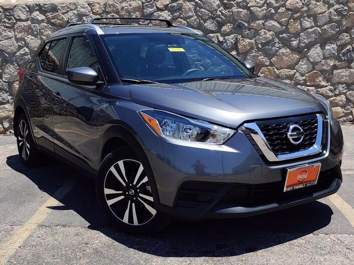 2018 Nissan Kicks SV El Paso TX