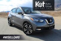 Nissan Kicks SV FWD, ONE OWNED, NO ACCIDENTS 2018