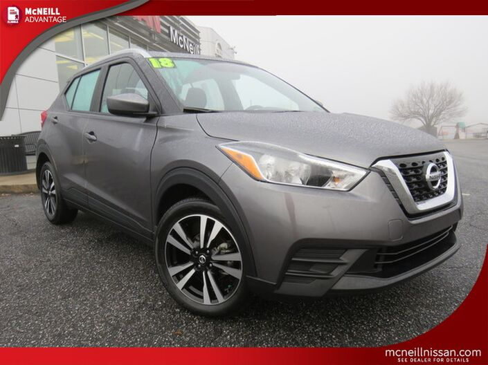 2018 Nissan Kicks SV High Point NC