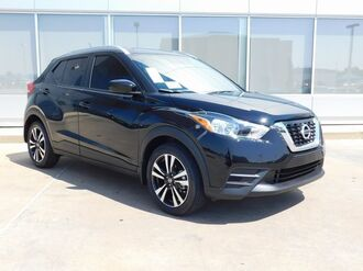 2018_Nissan_Kicks_SV_ Oklahoma City OK