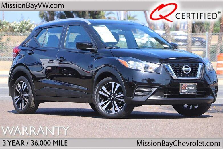 2018 Nissan Kicks SV San Diego CA