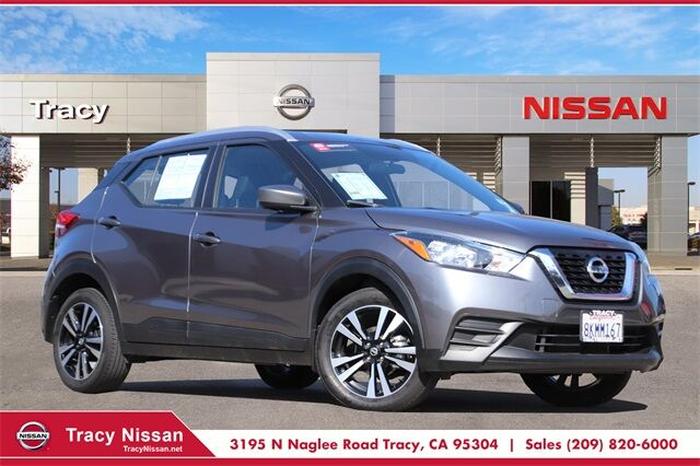 2018 Nissan Kicks SV Tracy CA