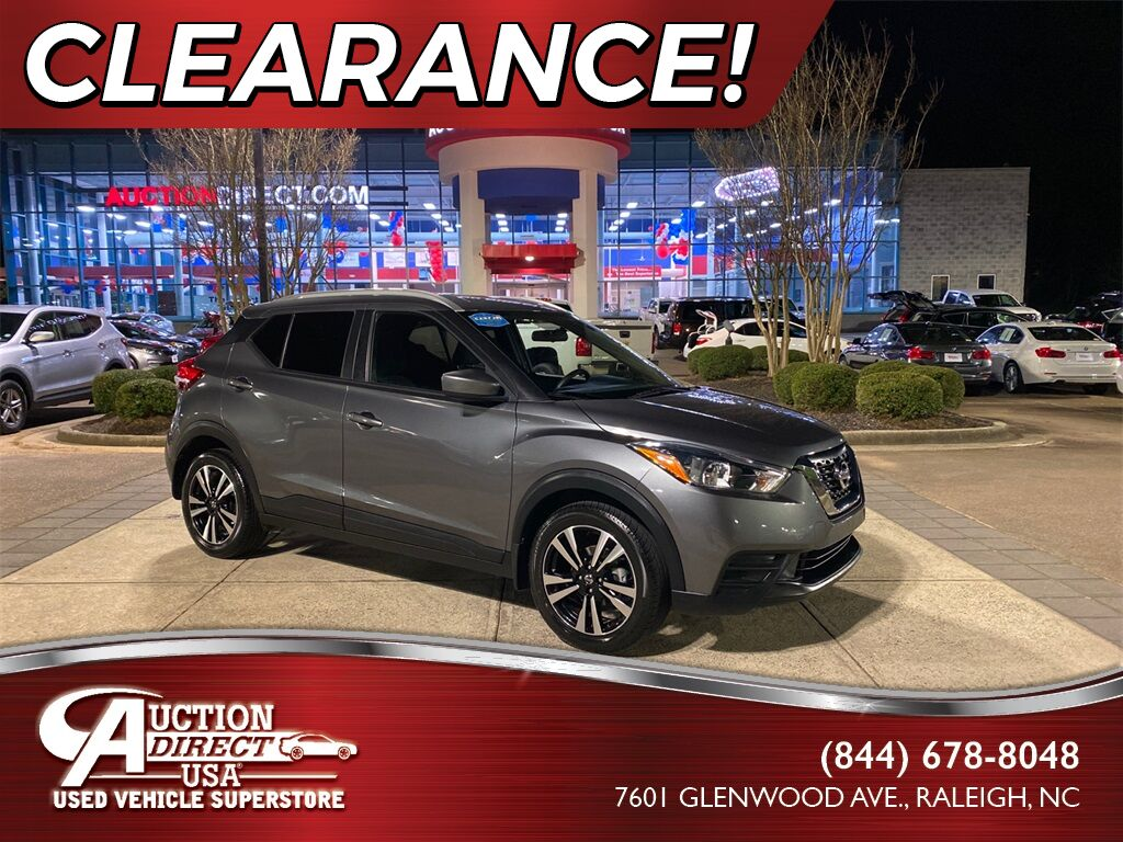 2018 Nissan Kicks SV Raleigh NC