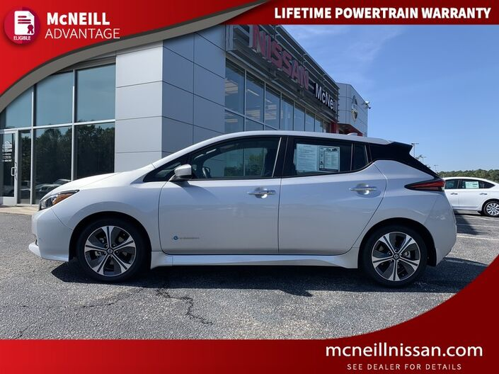 2018 Nissan LEAF SV High Point NC