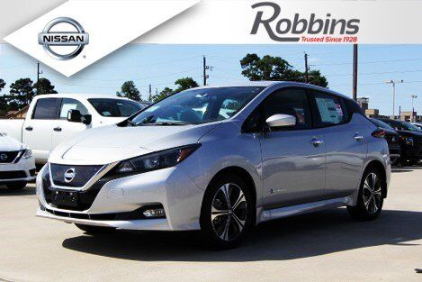 2018 Nissan LEAF SV Houston TX