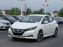 2018_Nissan_Leaf_SV_ Fort Wayne IN