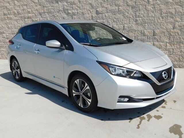 2018 Nissan Leaf SV Kansas City KS
