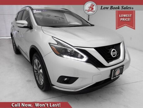2018_Nissan_MURANO_SV_ Salt Lake City UT