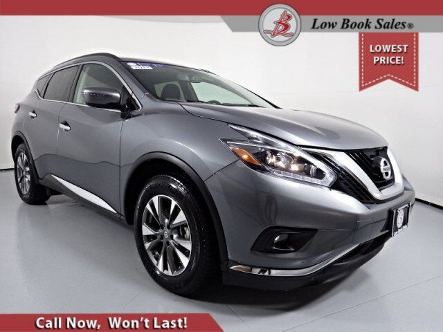 2018 Nissan MURANO SV Salt Lake City UT