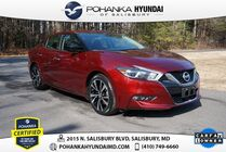 2018 Nissan Maxima 3.5 S **ONE OWNER**