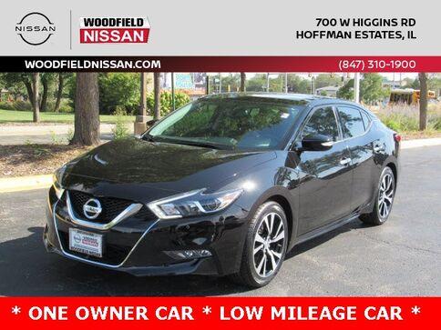 2018_Nissan_Maxima_3.5 SL_ Hoffman Estates IL