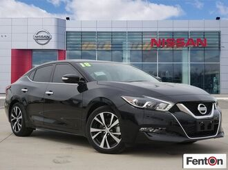2018_Nissan_Maxima_3.5 SV_ McAlester OK