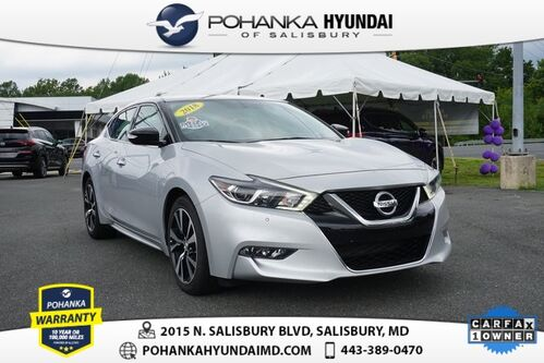2018_Nissan_Maxima_3.5 SV **ONE OWNER**_ Salisbury MD