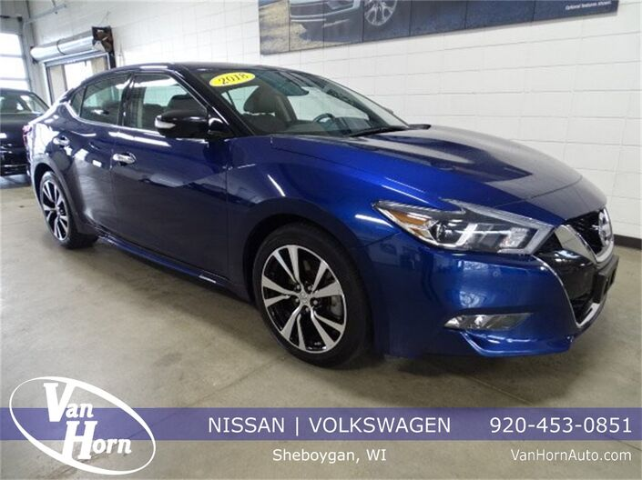 2018 Nissan Maxima 3.5 SV Plymouth WI