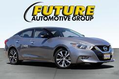 2018_Nissan_Maxima_3.5 SV_ Roseville CA