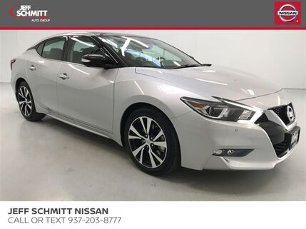 2018_Nissan_Maxima_Platinum_ Dayton area OH