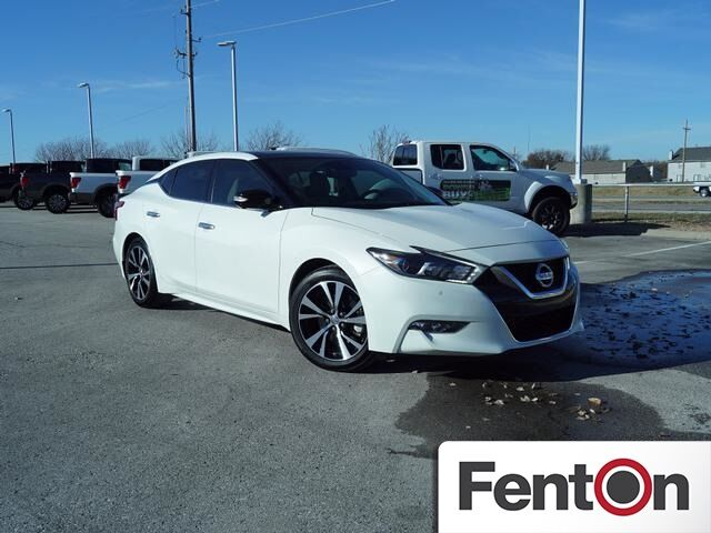 2018 Nissan Maxima Platinum Kansas City KS
