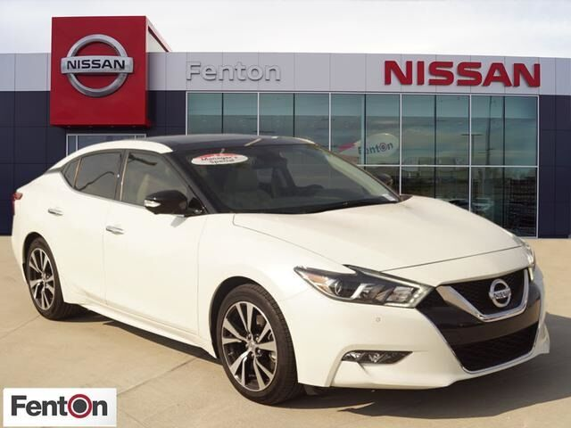 2018 Nissan Maxima Platinum Lee's Summit MO