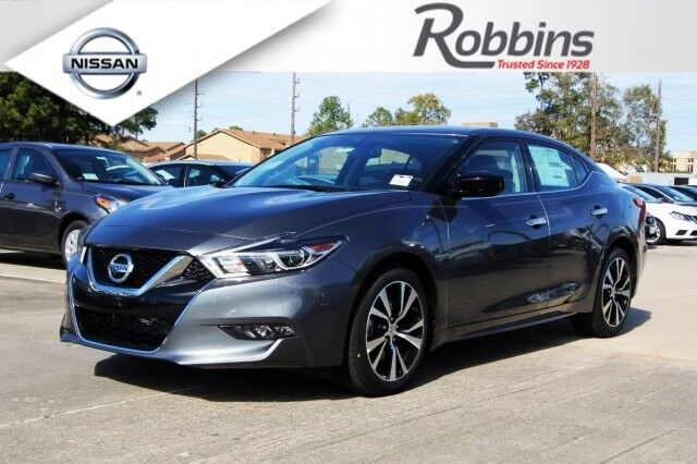 2018 Nissan Maxima S Houston TX