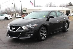 2018_Nissan_Maxima_SL_ Fort Wayne Auburn and Kendallville IN