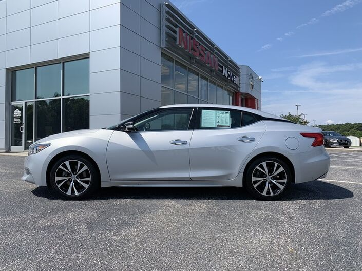 2018 Nissan Maxima SL High Point NC