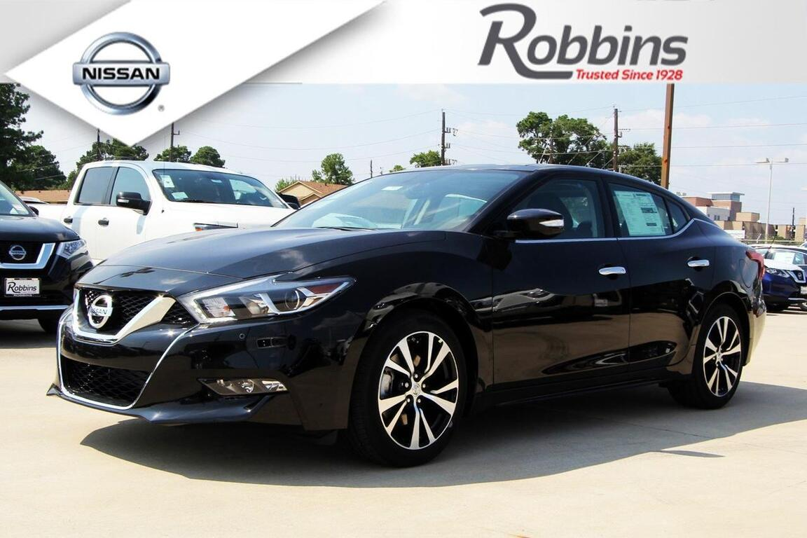 2018 Nissan Maxima SL Houston TX