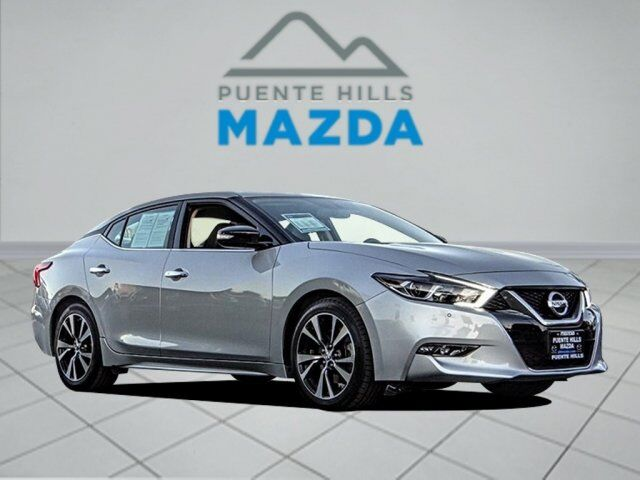 2018 Nissan Maxima SV City of Industry CA