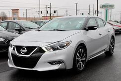 2018_Nissan_Maxima_SV_ Fort Wayne Auburn and Kendallville IN