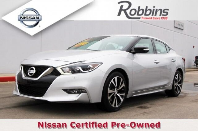 2018 Nissan Maxima SV Houston TX