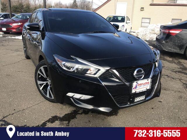 2018 Nissan Maxima SV South Amboy NJ