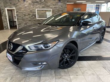 2018_Nissan_Maxima_SV_ Worcester MA