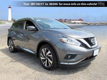 2018_Nissan_Murano_Platinum_ South Jersey NJ