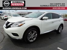 2018_Nissan_Murano_Platinum_ Glendale Heights IL